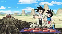 Watch and share Dragon Ball Super GIFs and Son Goku GIFs on Gfycat