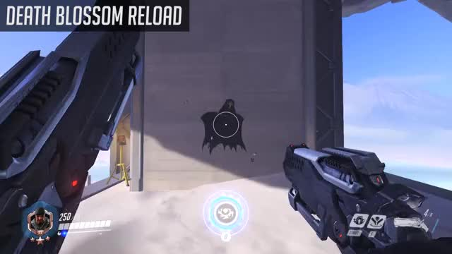 Watch and share Overwatch GIFs and Reaper GIFs by itsjieyang on Gfycat
