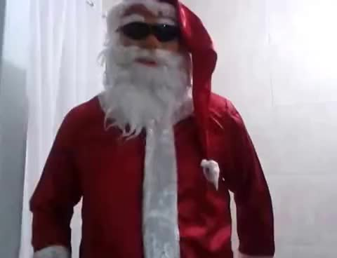 Watch PAPAI NOEL DOIDÃO DANÇANDO! GIF on Gfycat. Discover more related GIFs on Gfycat