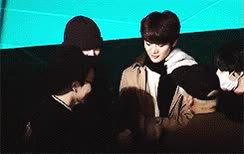 Watch and share Shinee-rock-paper-scissors GIFs by Koreaboo on Gfycat