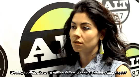 Watch and share Marina Diamandis GIFs on Gfycat
