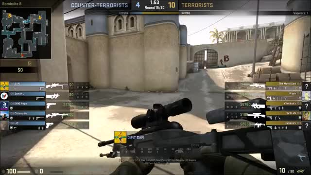 Watch and share Counter Strike GIFs and Hack GIFs by yeslan on Gfycat