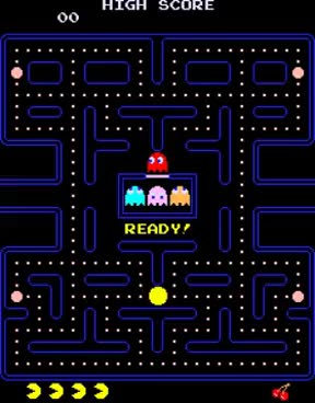 Watch and share Arcade Game: Pac-Man (1980 Namco (Midway License For US Release)) GIFs on Gfycat