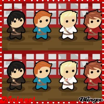 Watch and share Ninjago! GIFs on Gfycat