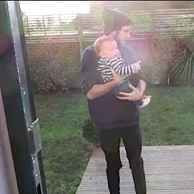 Babies suit you Alfie!