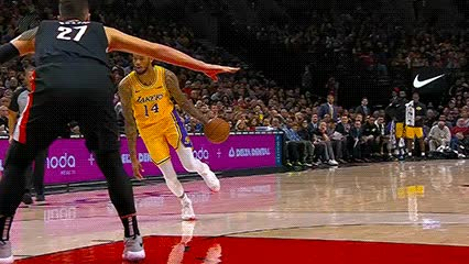 110318, Brandon Ingram — Los Angeles Lakers GIFs