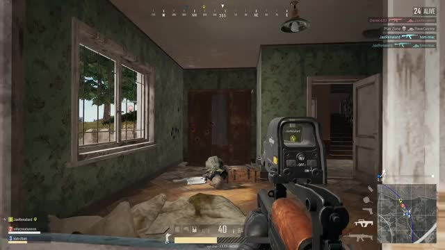 Watch and share Railing GIFs and Pubg GIFs by vundere on Gfycat