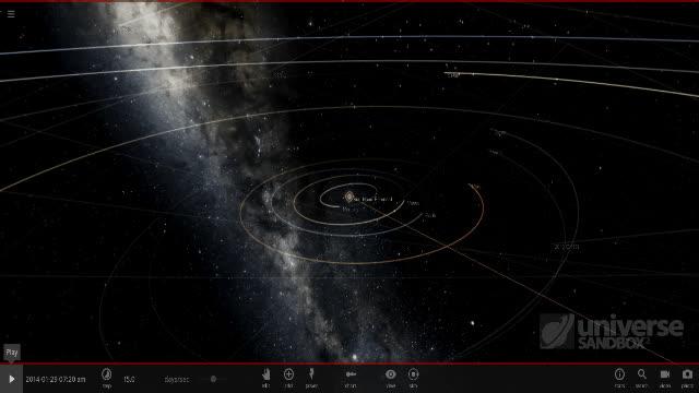 Universe Sandbox ², gamegifs, Universe Sandbox ² - Sun Nova GIFs