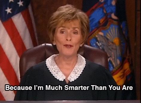judge judy, judith sheindlin, judy sheindlin, tv court, jude judy GIFs