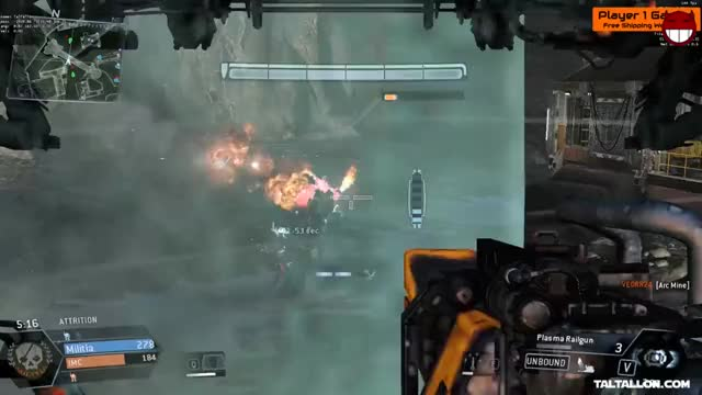 Watch and share Titanfall GIFs and Goose GIFs by taltallon on Gfycat