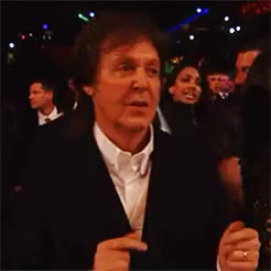 Watch and share Paul Mccartney GIFs on Gfycat