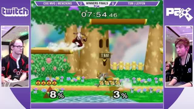 M2K destroys Leffen in just a few seconds