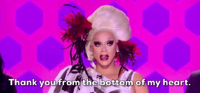 Watch and share Rupaul GIFs on Gfycat