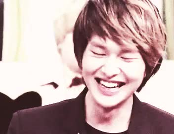 Smiling Speaks More Than Words And A Genuine Warm Smile In Gif