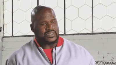 Watch and share Shaquille O'neal GIFs and Sickburn GIFs by Reactions on Gfycat