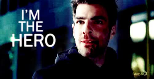 Watch heroes GIF on Gfycat. Discover more Ando Masahashi, Elle Bishop, Gabriel, Gabriel Gray, Heroes, Hiro Nakamura, Kaito Nakamura, Mohinder Suresh, Peter Petrelli, Sylar, fandoms that have ruined my life, gifs, none of the gifs are mine, quote gifs GIFs on Gfycat