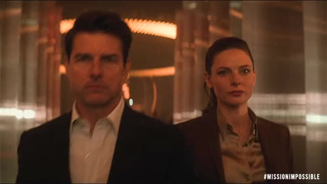 Watch and share Paramount Pictures GIFs and Rebecca Ferguson GIFs by Mission: Impossible on Gfycat