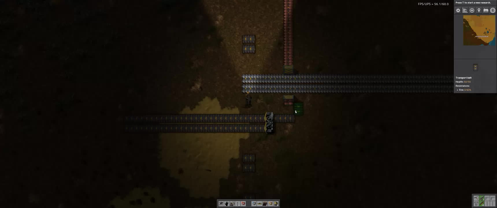factorio, Why Do Splitters Do this? GIFs
