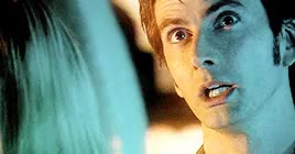 Watch and share David Tennant GIFs and Doctor X Rose GIFs on Gfycat