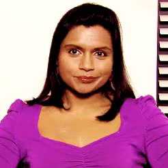 Watch and share Kelly Kapoor GIFs and Mindy Kaling GIFs on Gfycat