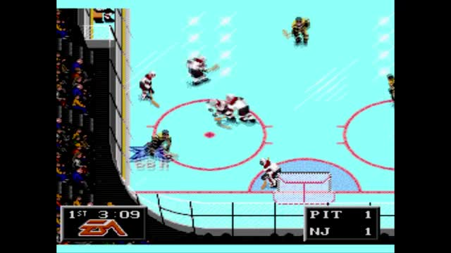 Watch and share Nhl 94 GIFs by sssyyx on Gfycat