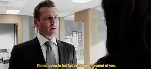 Watch and share I Laughed So Hard GIFs and Harvey X Jessica GIFs on Gfycat