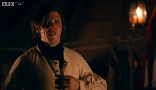 'Fight me man to man' - Banished: Episode 3 Preview - BBC Two GIFs