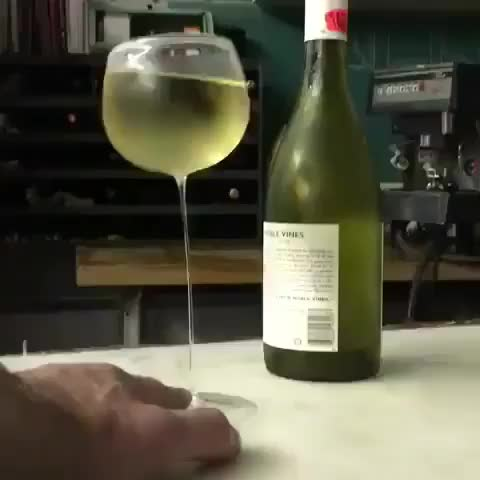 Watch and share This Wine Glass GIFs on Gfycat
