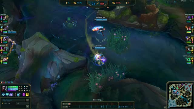 Watch and share Ekko Penta GIFs by xerocole on Gfycat
