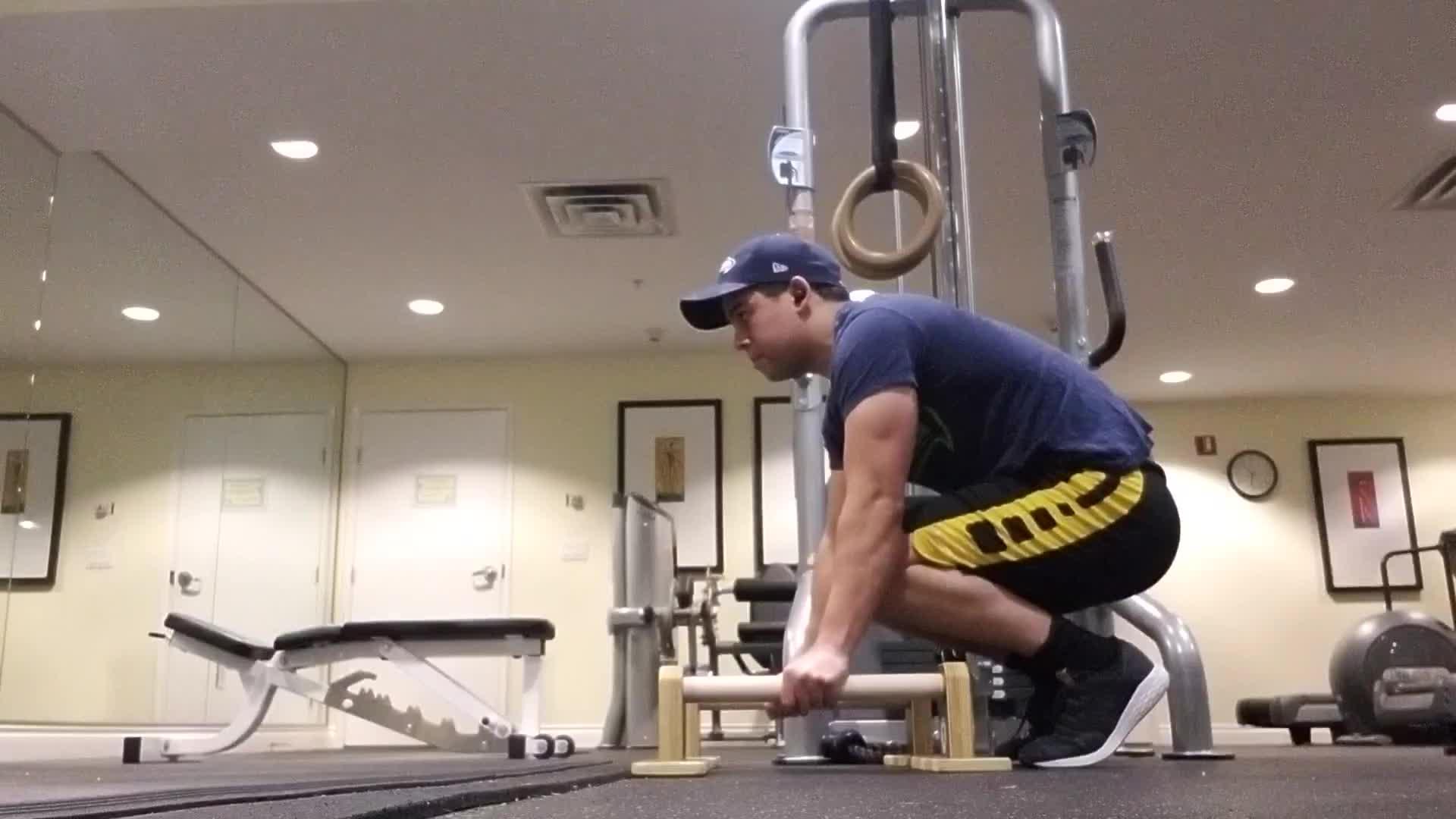 bodyweightfitness, 3s Tuck Planche GIFs