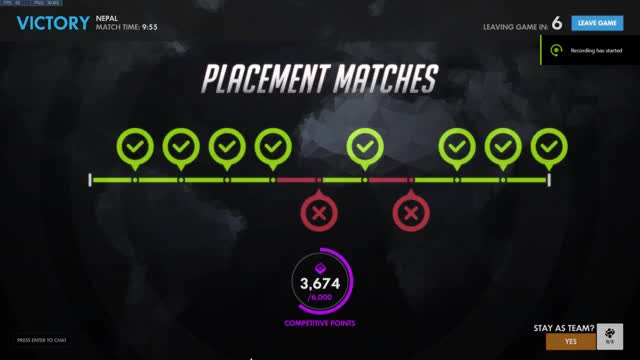 Watch and share Placements GIFs and Overwatch GIFs on Gfycat