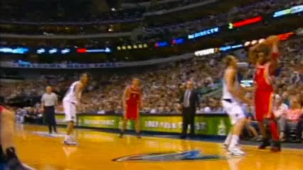 Watch and share Tracy McGrady, Houston Rockets GIFs by Off-Hand on Gfycat