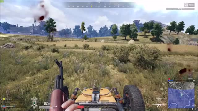 Watch and share Pubg GIFs and Oof GIFs by RowdyMouse on Gfycat