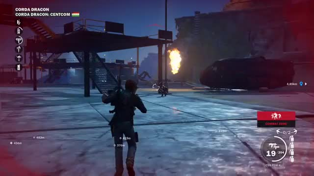 Watch Rule #2 Double Tap GIF on Gfycat. Discover more Justcause3 GIFs on Gfycat