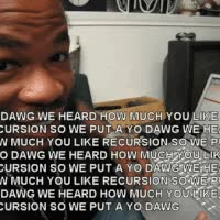 Watch and share Xzibit - Recursion GIFs on Gfycat