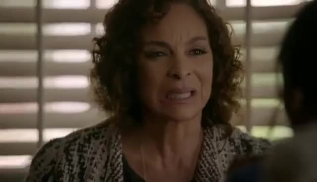 The Vampire Diaries: 8x10 - Bonnie asks Grams for a location spell for Damon [HD] GIFs