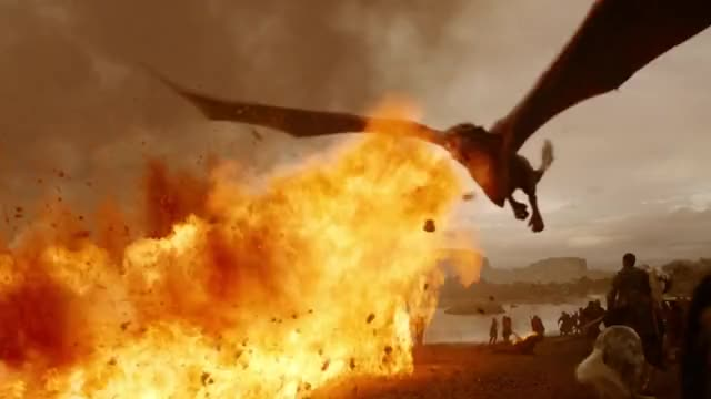 "Watch Game Of Thrones 7x04 ""Full Fight Lannister Army Vs Drogon & Daenerys"" Season 7 Episode 4 [HD] GIF on Gfycat. Discover more game of thrones, game of thrones 7x04, game of thrones 7x04 fight lannister army vs drogon & daener GIFs on Gfycat"