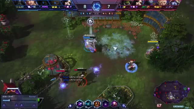 Watch and share Heroes Of The Storm GIFs and Hots GIFs on Gfycat