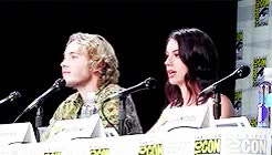 Watch and share Adelaide Kane GIFs and Toby Regbo GIFs on Gfycat