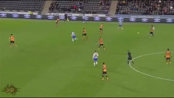 "Watch and share ""Reading"" Backheel Play GIFs by Эстетика Футбола on Gfycat"