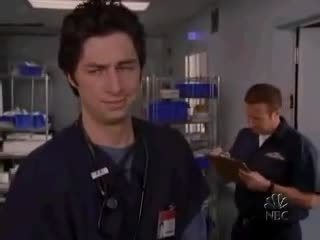 zach braff, Scrubs - Lonely guy (reddit) GIFs