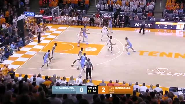 Watch and share North Carolina Vs Tennessee NCAA Basketball 2017 GIFs on Gfycat