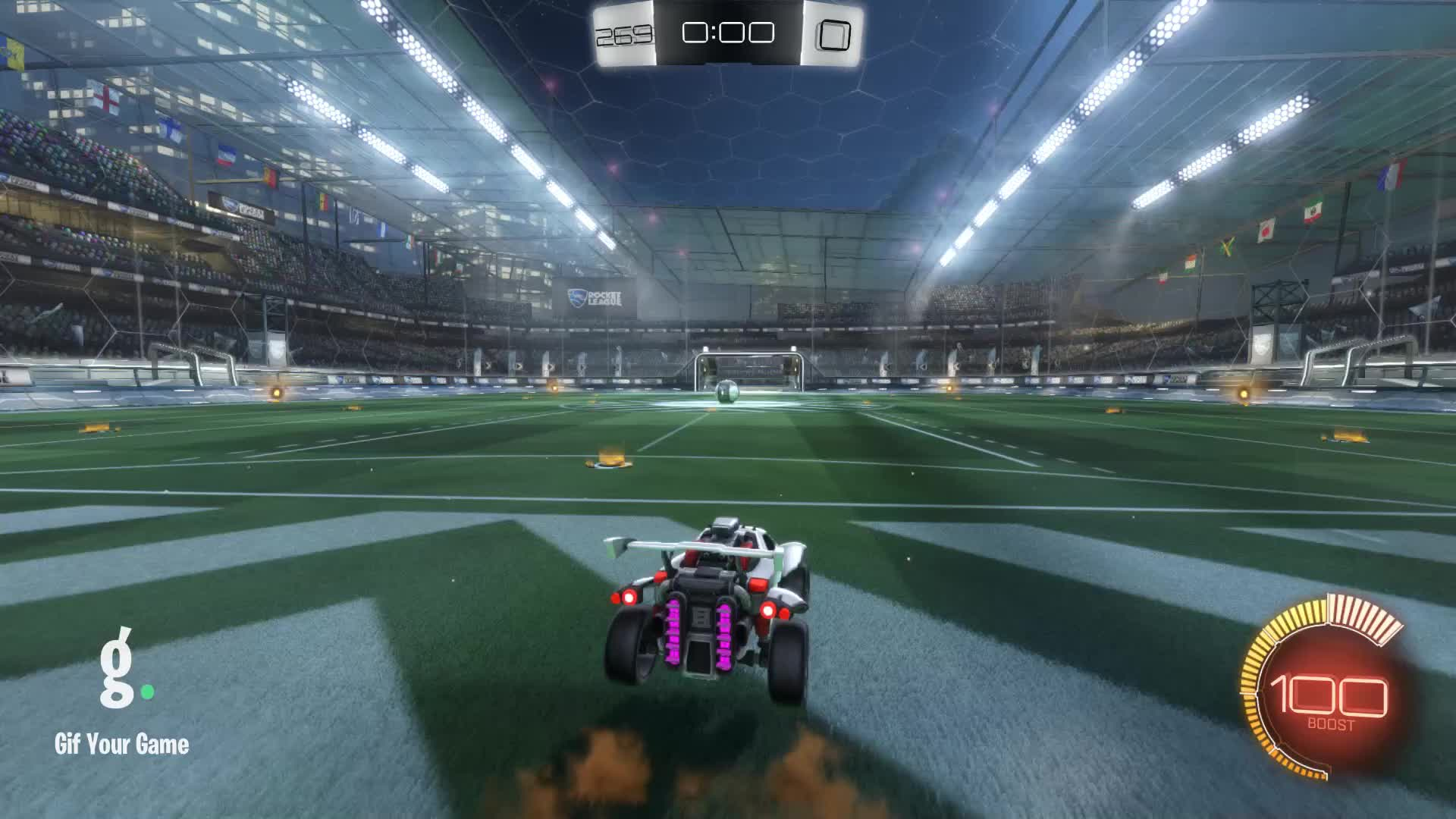 Gif Your Game, GifYourGame, Goal, Rocket League, RocketLeague, Tricks, Goal 1: Tricks GIFs