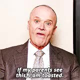 Watch and share Creed Bratton GIFs and The Office GIFs on Gfycat