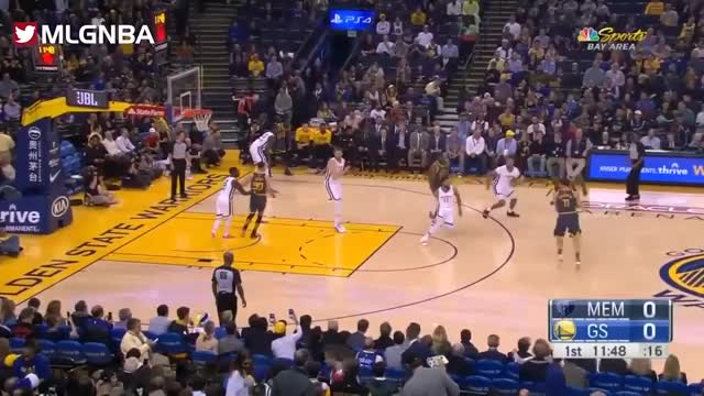 Watch and share Memphis Grizzlies GIFs and Klay Thompson GIFs by queener1994 on Gfycat