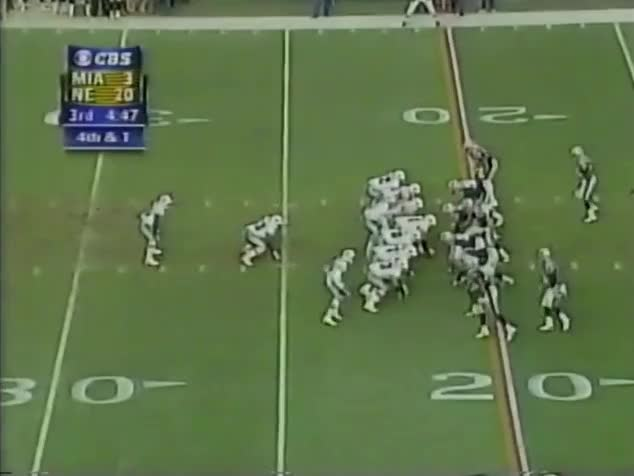 Watch and share 11 Bruschi And Stevens Stop Lamar Smith On 4th And 1 GIFs on Gfycat