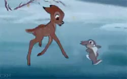 Watch Bambi GIF on Gfycat. Discover more related GIFs on Gfycat