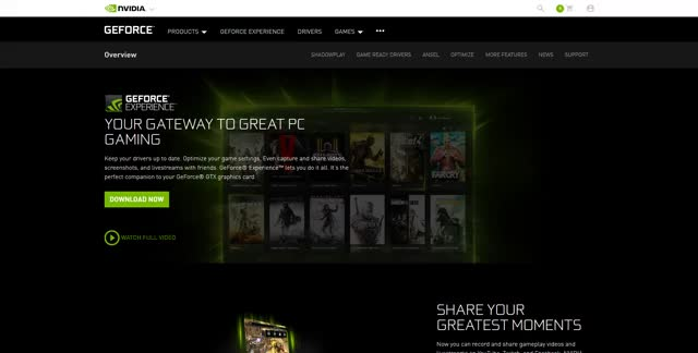 Watch and share GeForce Experience GIFs by shad0wshayd3 on Gfycat