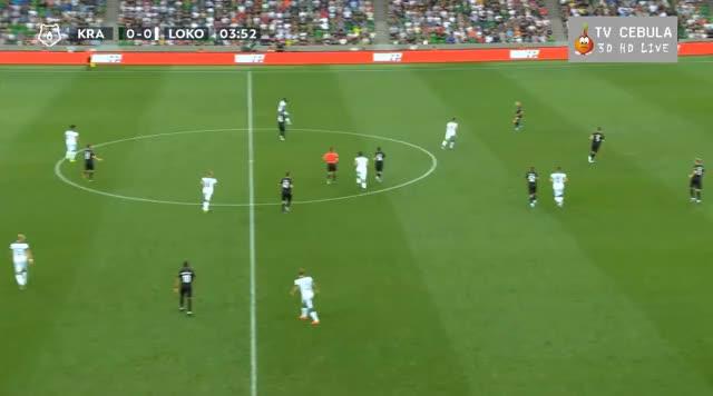 Watch and share Fc Krasnodar GIFs and Soccer GIFs by matixrr on Gfycat