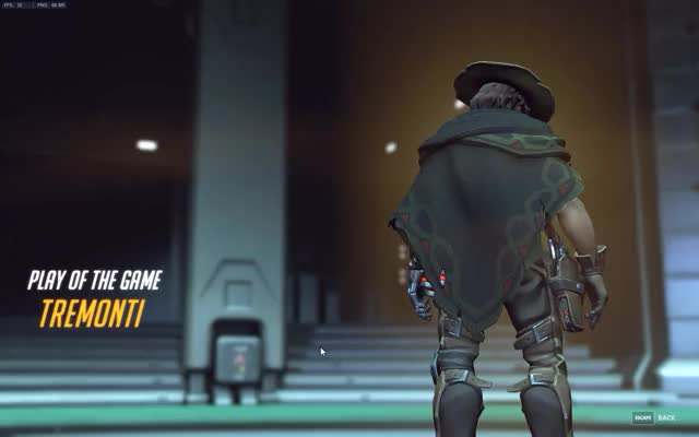 Watch and share 60fpsgifs GIFs and Overwatch GIFs by tremonti95 on Gfycat